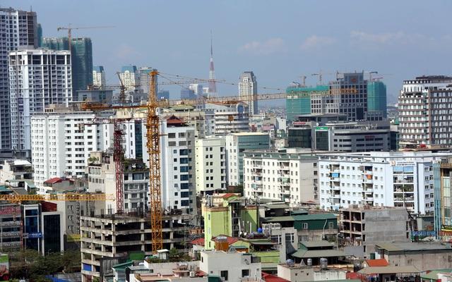 Hà Nội: Chung cư mọc lên, hạ tầng quá tải - 2