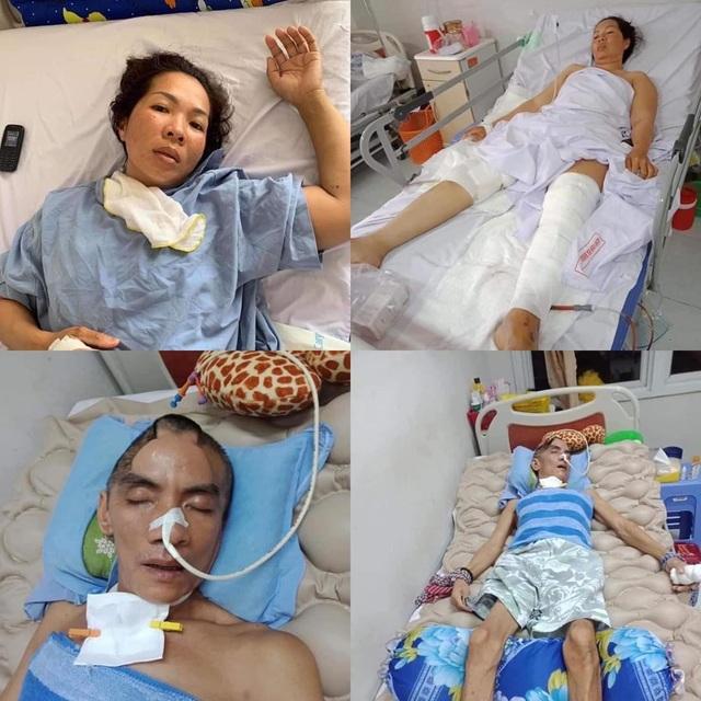Cha nằm liệt, mẹ nằm viện, thương 3 con nhỏ về tá túc ông nội nghèo khó - 4