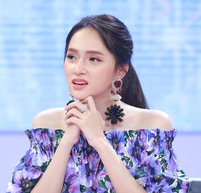 """Hương Giang nghẹn ngào khi Mỹ Tâm, Nguyễn Quang Dũng """"chất vấn"""" giới tính - 3"""