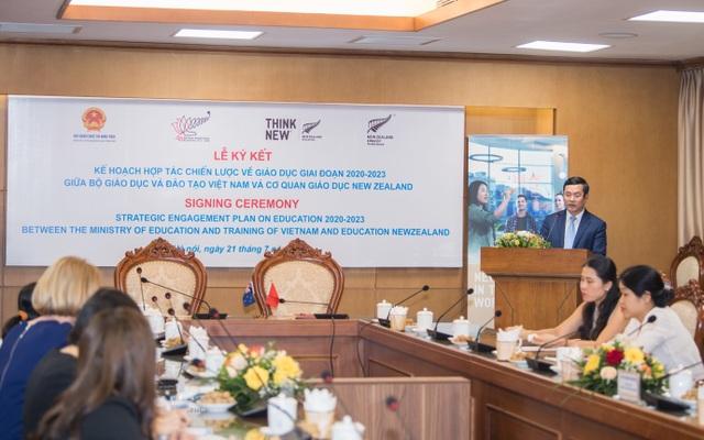 Việt Nam và New Zealand hợp tác chiến lược giáo dục trong giai đoạn mới - 1