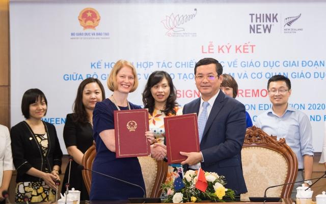 Việt Nam và New Zealand hợp tác chiến lược giáo dục trong giai đoạn mới - 3