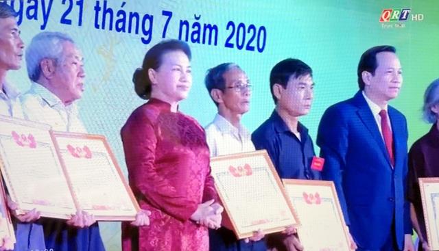 Truyền hình: Lễ trao 73 Bằng Tổ quốc ghi công tại Quảng Nam - 6