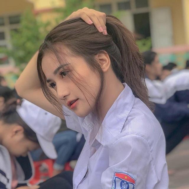 Những hot girl Việt sẽ bước vào kỳ thi tốt nghiệp THPT năm nay - 1