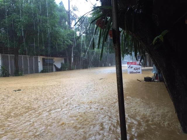 Hình ảnh lũ lụt hãi hùng, ô tô trôi bồng bềnh ở Hà Giang - 5