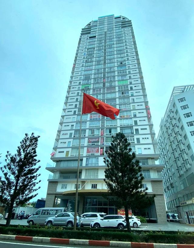 Quy hoạch xây dựng dưới 18 tầng vẫn cấp giấy phép cho xây 33 tầng! - 1
