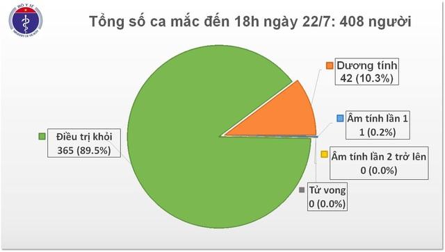 Phát hiện thêm 7 ca mắc Covid-19, Việt Nam ghi nhận 408 trường hợp - 1