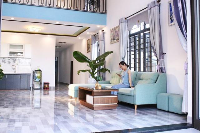 Vợ chồng ở Quảng Nam tiết lộ độc chiêu xây nhà tiện nghi chỉ 650 triệu đồng - 2
