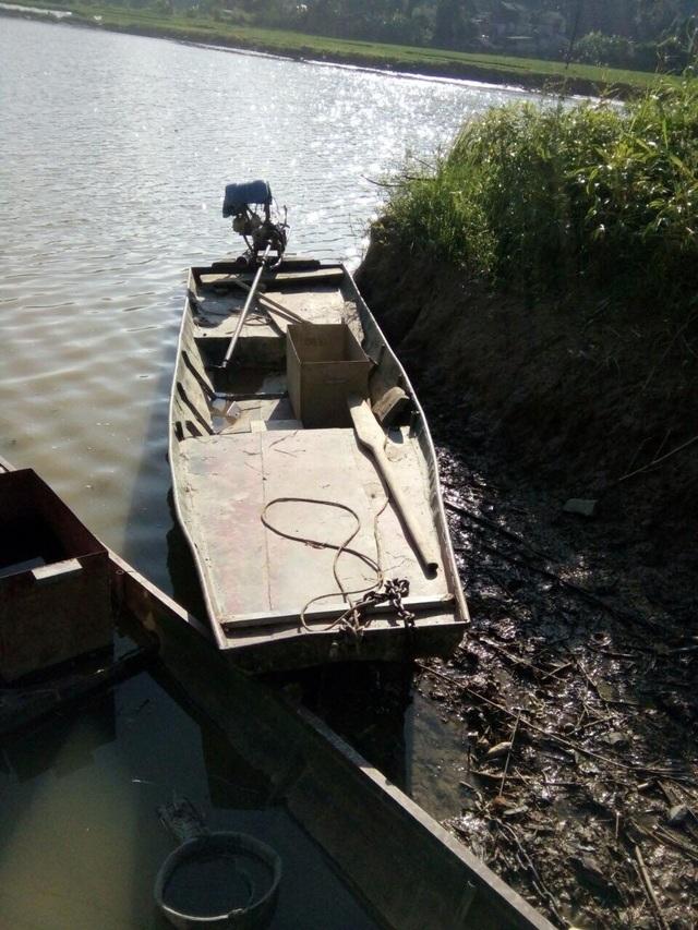 Hai anh em liều mình ra giữa sông Lô cứu người bị lũ cuốn - 3