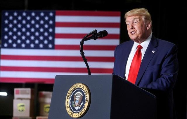 """Bầu cử Mỹ: Biden tính kế làm lung lay """"căn cứ"""" của Trump - 2"""