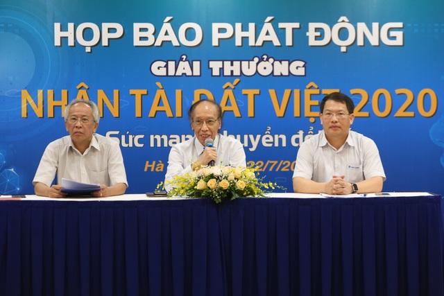 Nhân tài Đất Việt 2020 chính thức khởi động, đánh dấu kỷ nguyên mới - 9