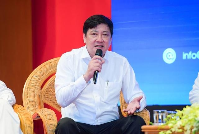Đại học Quy Nhơn sẽ mở khóa đào tạo thạc sĩ Khoa học dữ liệu từ 2020, theo Phó Giáo sư Đỗ Ngọc Mỹ - Hiệu trưởng nhà trường