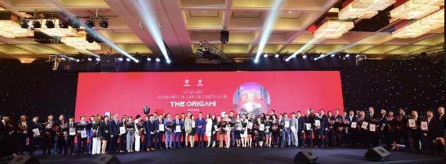 Vinhomes công bố đối tác chiến lược của dự án The Origami - 1