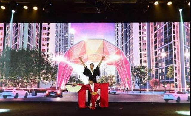 Vinhomes công bố đối tác chiến lược của dự án The Origami - 2