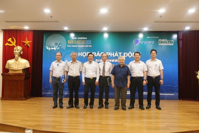 Nhân tài Đất Việt 2020 chính thức khởi động, đánh dấu kỷ nguyên mới - 4