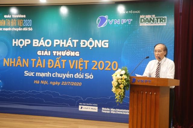 Nhân tài Đất Việt 2020 chính thức khởi động, đánh dấu kỷ nguyên mới - 2