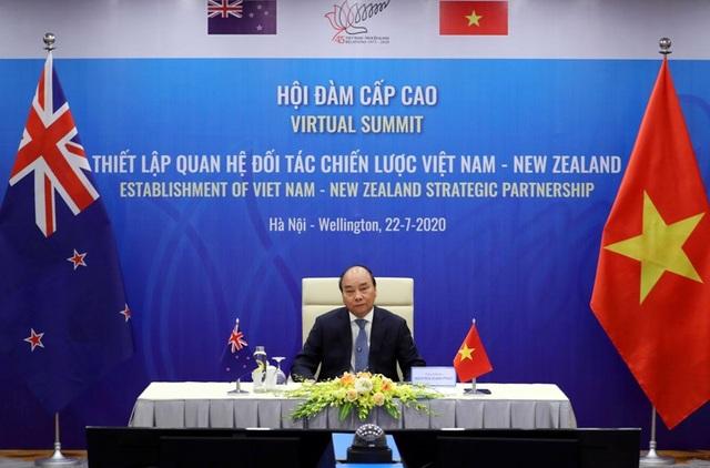 Đối tác chiến lược mới của Việt Nam nêu quan điểm về tranh chấp Biển Đông - 2