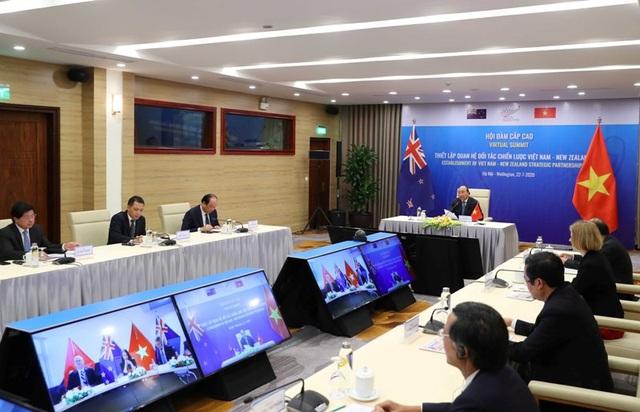 Đối tác chiến lược mới của Việt Nam nêu quan điểm về tranh chấp Biển Đông - 3