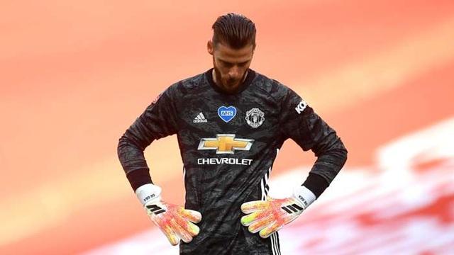 """Huyền thoại Man Utd: """"Mức lương khủng khiến cho De Gea tự mãn"""" - 2"""