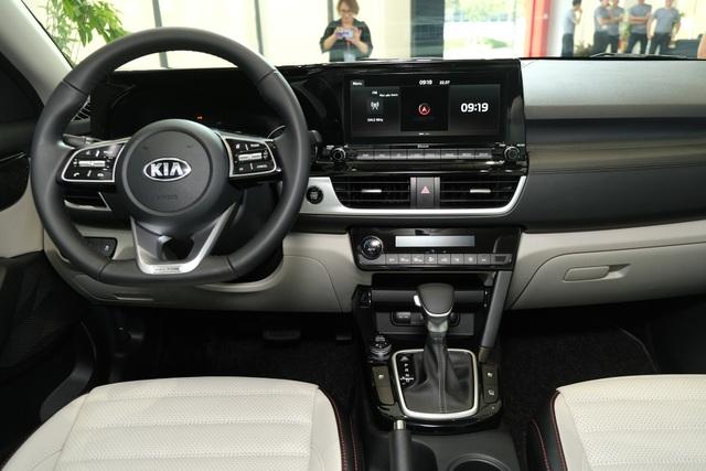 Kia Seltos chốt giá từ 589 triệu đồng, cạnh tranh Hyundai Kona, Honda HR-V - 3