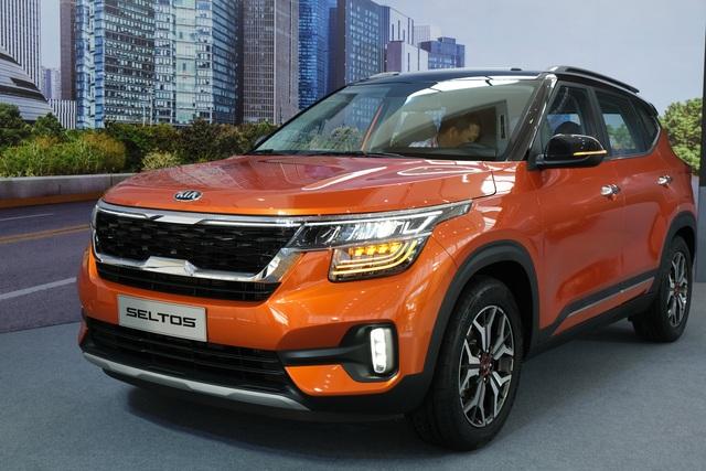 Kia Seltos chốt giá từ 589 triệu đồng, cạnh tranh Hyundai Kona, Honda HR-V - 1