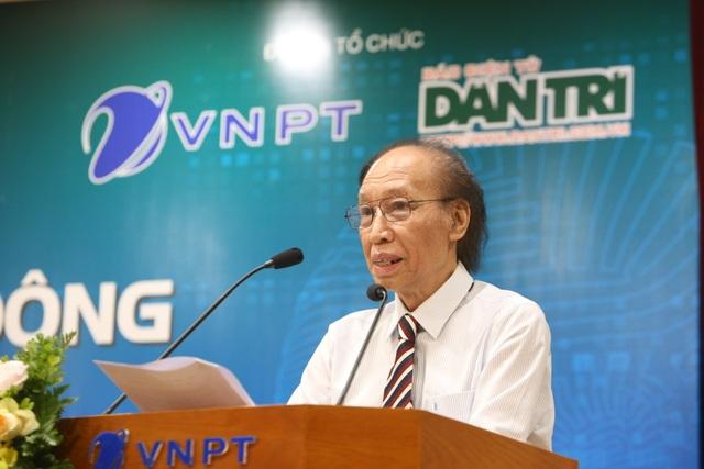 Nhân tài Đất Việt 2020 chính thức khởi động, đánh dấu kỷ nguyên mới - 1