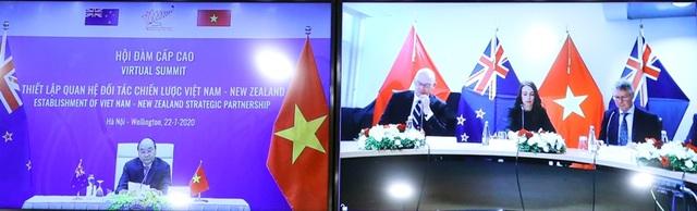 Đối tác chiến lược mới của Việt Nam nêu quan điểm về tranh chấp Biển Đông - 1