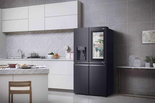 LG bán được 1 triệu tủ lạnh thông minh tích hợp màn hình cảm ứng InstaView - 1