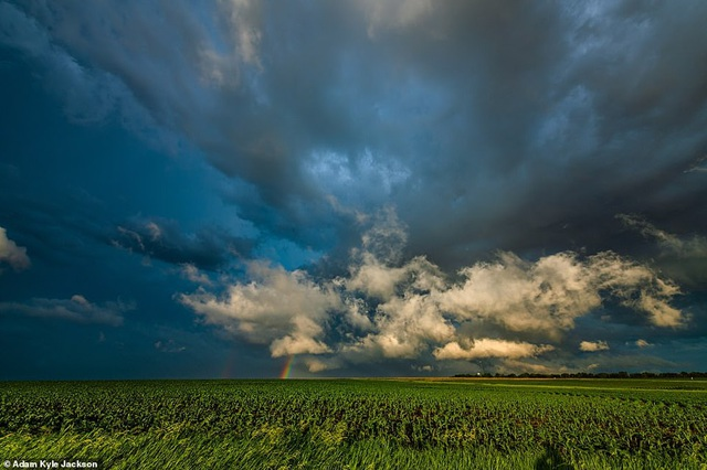 """""""Người săn bão"""" và bộ ảnh về những cơn bão khủng khiếp trên nước Mỹ - 3"""
