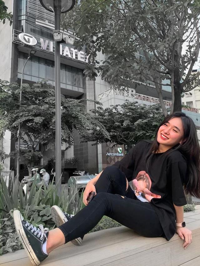 Nữ sinh gây chú ý vì nhan sắc gần giống diễn viên nổi tiếng Trung Quốc - 11