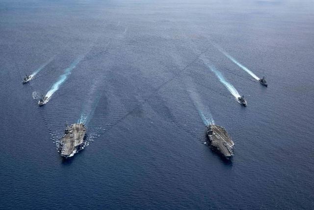 Chuyên gia nêu 3 khả năng Mỹ hành động nếu Trung Quốc quấy rối ở Biển Đông - 1