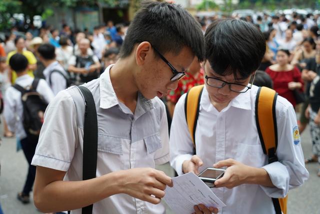 Khẩn trương rà soát, chấn chỉnh công tác tuyển sinh đại học năm 2020 - 1