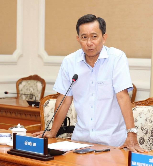 Sở Nội vụ TPHCM nói gì về việc Phó Giám đốc Sở bị khởi tố khi vừa bổ nhiệm? - 2