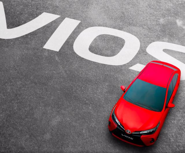 Toyota Vios phiên bản nâng cấp 2021 lộ diện trước giờ G - 3