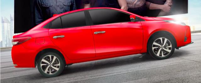 Toyota Vios phiên bản nâng cấp 2021 lộ diện trước giờ G - 2