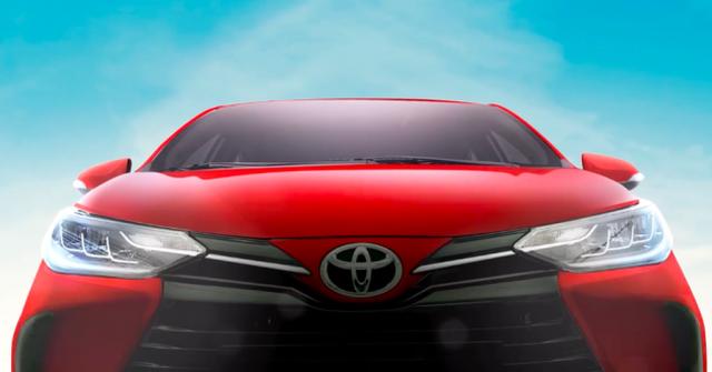 Toyota Vios phiên bản nâng cấp 2021 lộ diện trước giờ G - 1