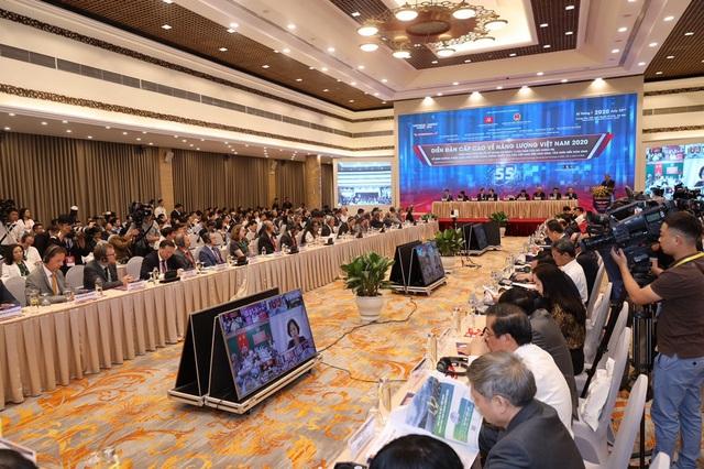 PV GAS tham gia Diễn đàn cấp cao về Năng lượng Việt Nam năm 2020 - 1