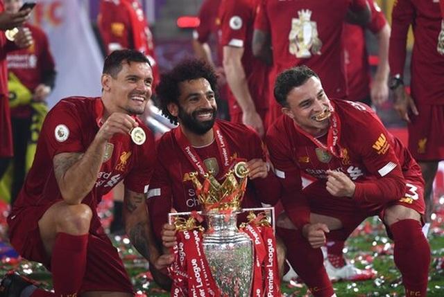 Liverpool lần đầu vô địch Premier League, Man Utd hoàn thành nhiệm vụ - 1