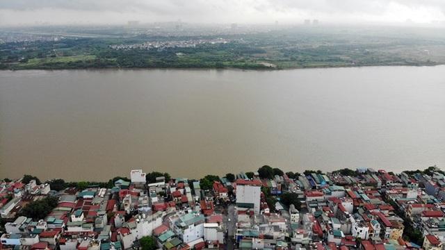 Cận cảnh nơi dự kiến xây dựng cầu Trần Hưng Đạo nối quận Long Biên - Hoàn Kiếm - 3