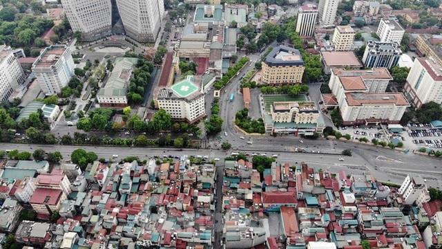 Cận cảnh nơi dự kiến xây dựng cầu Trần Hưng Đạo nối quận Long Biên - Hoàn Kiếm - 4