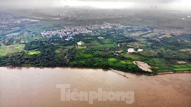 Cận cảnh nơi dự kiến xây dựng cầu Trần Hưng Đạo nối quận Long Biên - Hoàn Kiếm - 6