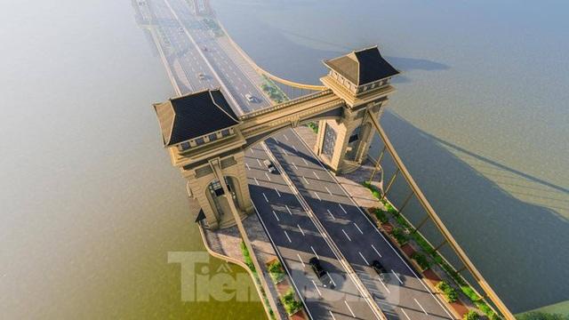 Cận cảnh nơi dự kiến xây dựng cầu Trần Hưng Đạo nối quận Long Biên - Hoàn Kiếm - 9