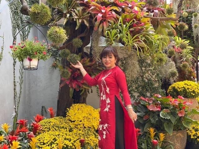 Mê mẩn khu vườn tiên cảnh rộng 300m2 toàn cây đắt đỏ của mẹ đảm ở Cần Thơ - 13