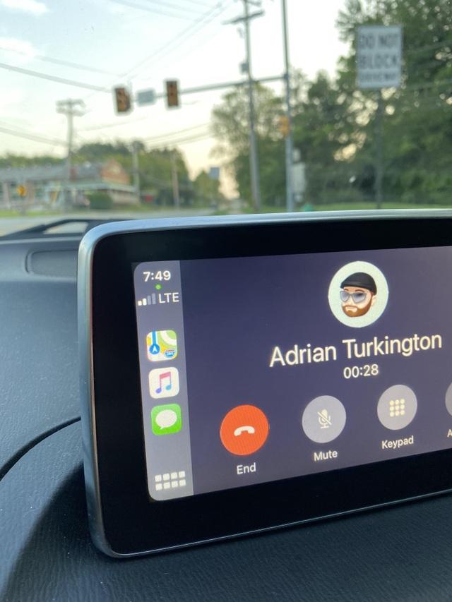 Những tính năng hữu ích dễ bị bỏ qua của CarPlay trên iOS 14 - 1