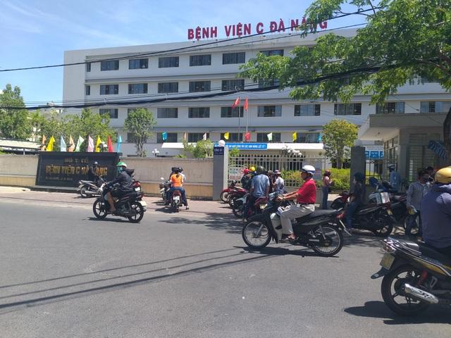 Phong tỏa Bệnh viện C Đà Nẵng vì 1 bệnh nhân nghi mắc Covid-19 - 1