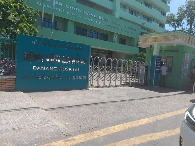 Phong tỏa Bệnh viện C Đà Nẵng vì 1 bệnh nhân nghi mắc Covid-19 - 2
