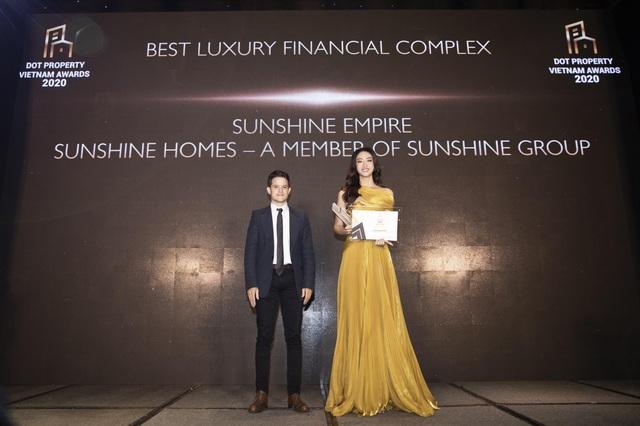 Sunshine Homes chiến thắng vang dội tại Dot Property Vietnam Awards 2020 - 4