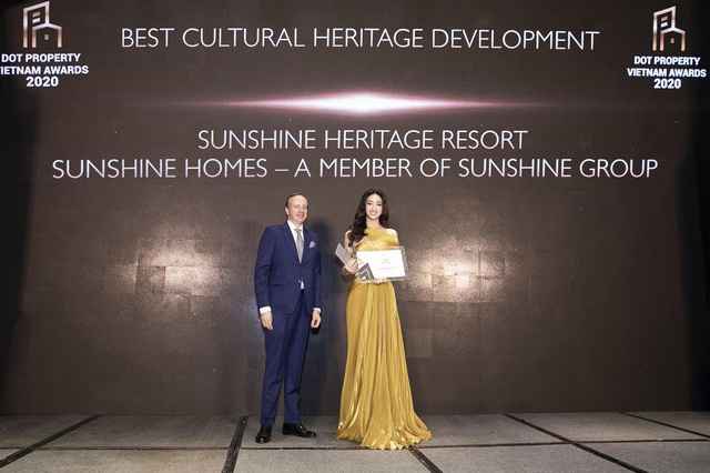 Sunshine Homes chiến thắng vang dội tại Dot Property Vietnam Awards 2020 - 6