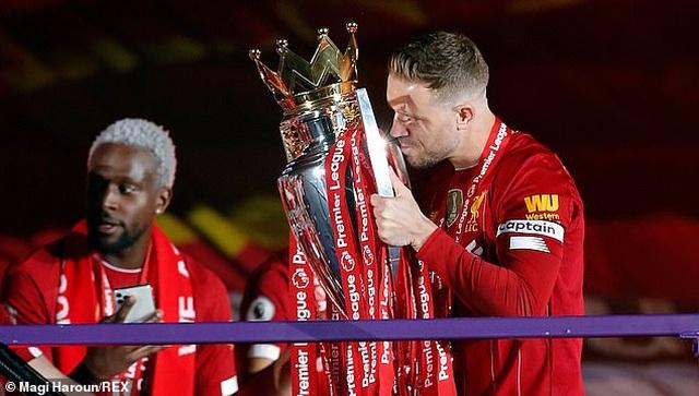 Đội trưởng Liverpool là Cầu thủ hay nhất Premier League 2019/20 - 2