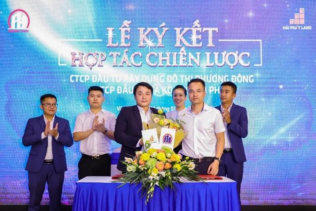 Hải Phát Land tiếp tục bắt tay đối tác bất động sản lớn tại Vân Đồn - 3