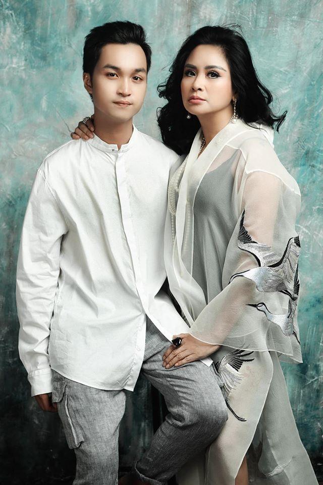 Con trai Thanh Lam - Quốc Trung được khen đẹp như tài tử Trương Quốc Vinh - 2